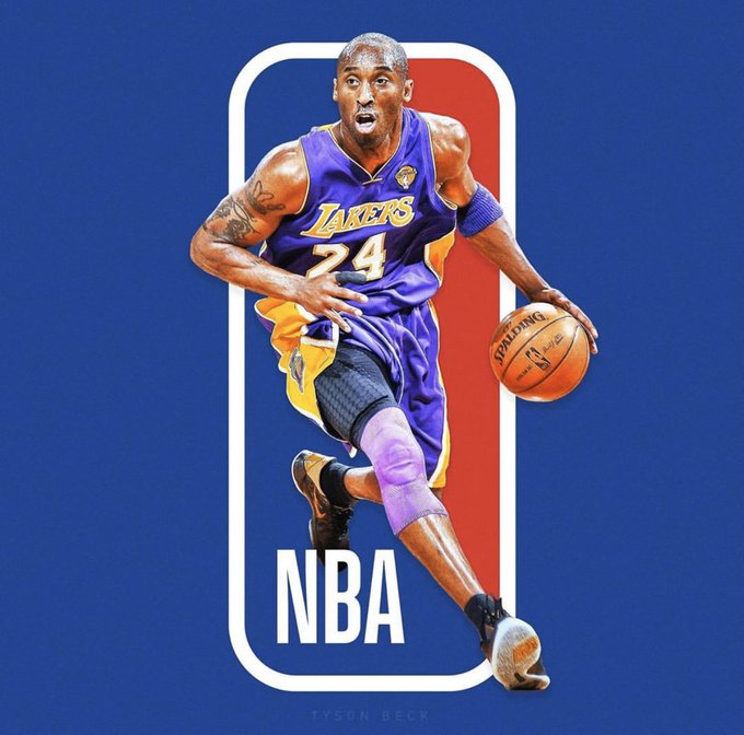 Petition to change NBA logo after death of Kobe Bryant